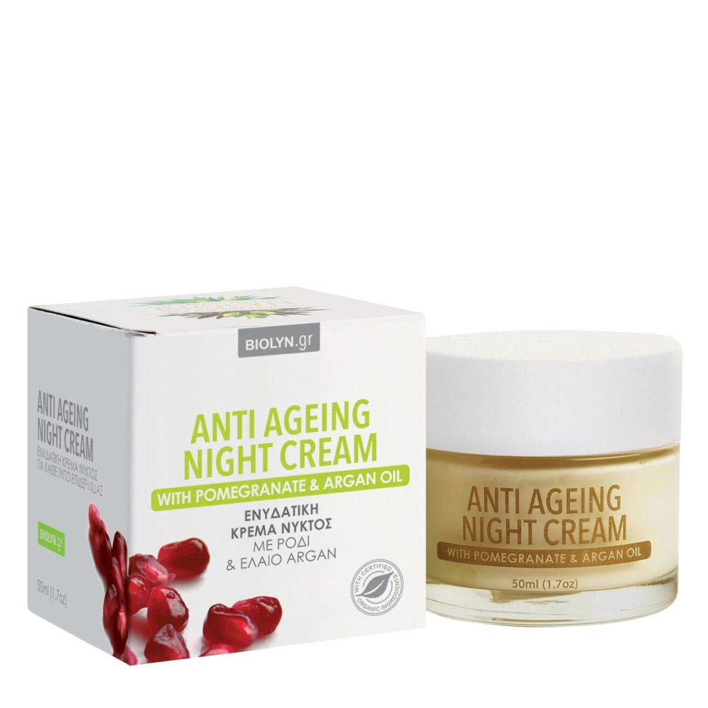 ANTI AGEING NIGHT CREAM