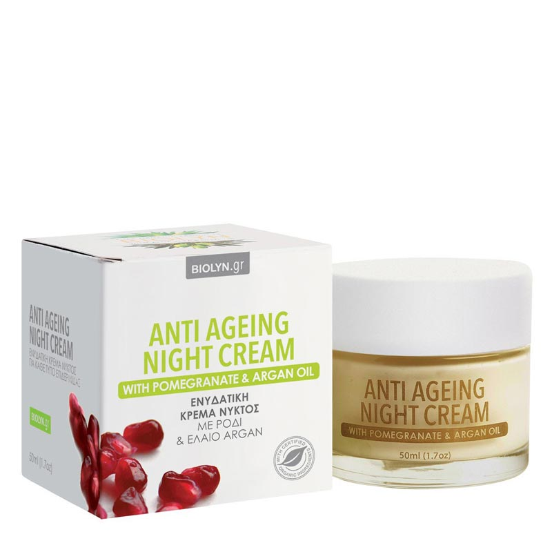 ANTI AEGING NIGHT CREAM