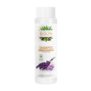 SHAMPOO FOR OILY HAIR